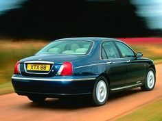 Rover 75 (1998 – 2003). the best selling cars in Europe