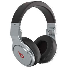 Beats Pro Headphones by Beats by Dr. Dre. Equipped with 3.5mm audio cable and 1/4 audio adapter. http://www.zocko.com/z/JGAD4