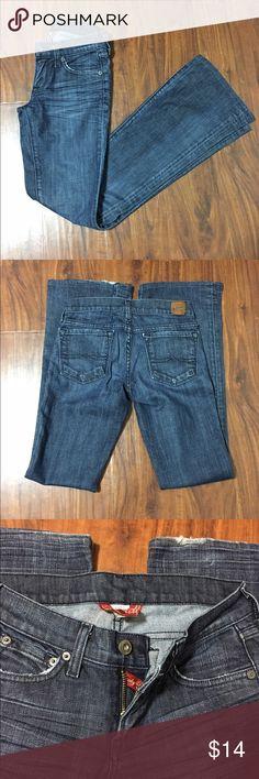 Lucky Brand Jeans Auth Saint Tropez Jean Wide Leg | Saint tropez ...