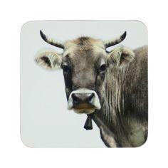 coaster swiss cow (6)
