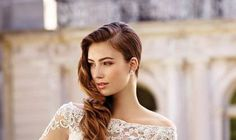 Bridal Trends 2017: Lace Illusion Sleeves With Mon Cheri Bridals