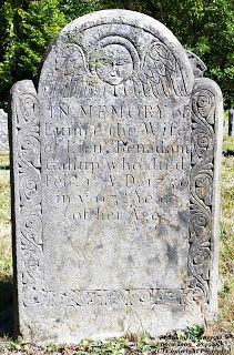 Granite in My Blood: Tombstone Tuesday: Eunice Cobb #genealogy