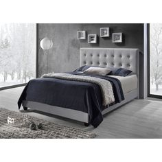 Shop AllModern for Beds for the best selection in modern design.  Free shipping on all orders over $49.