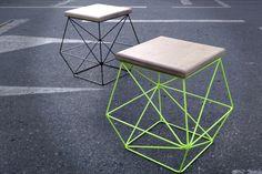 Butaco ESCALENO/ ESCALENO stool 2013 on Furniture Served