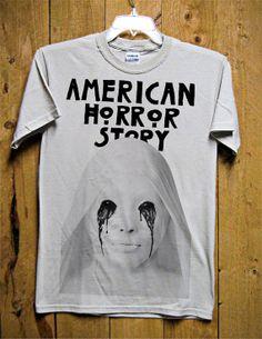 American Horror Story TShirt  American Horor TShirt by GoldenMurup, $18.98