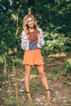 In LOVE with this little outfit. Weather you're a Vols can or not, this is perfect!! #shopimpressions