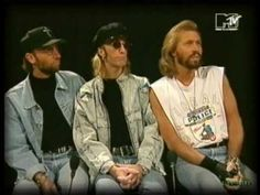 Bee Gees - Bingo Wall of Death (MTV Most Wanted 1993)