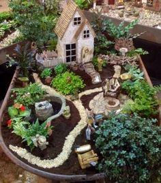 99 Magical And Best Plants DIY Fairy Garden Ideas (1)