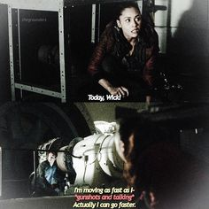 "#The100 2x06 ""Fog of War"""