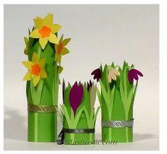 Paper flower bouquet for mom mashustic com Paper Crafts For Kids, Easy Crafts For Kids, Preschool Crafts, Easter Crafts, Art For Kids, Spring Art, Spring Crafts, Holiday Crafts, Paper Flowers For Kids