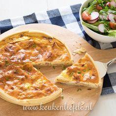 Nu online op KeukenLiefde het recept voor deze Franse klassiekerhellip