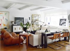 Blogger Nicole Cohen gives her Upper East Side home a gorgeous refresh. — Rue