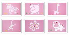 Baby Room Stencils   Flickr - Photo Sharing!