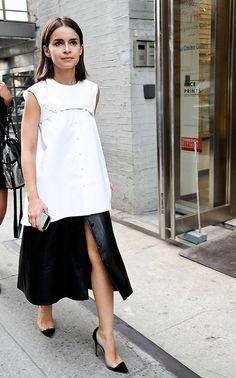 Неделя моды в Нью-Йорке SS14: streetstyle. Часть II (фото 3)