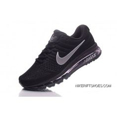 For Sale All SizeNike Air Max 2017 Black Siliver 849559-001, Price: $87.83 - Nike Rift Shoes - NikeRiftShoes.com Nike Air Jordans, Nike Air Max, Air Max Sneakers, Sneakers Nike, Foot Socks, Sock Shoes, Nike Free, Sneakers Fashion, Nike Shoes