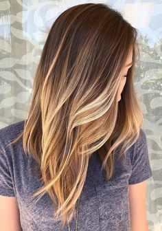 Balayage is one of the best hair coloring techniques which hair colorist use to apply with various hair colors and hair shades to give extra cute and modern look. Here we have provided best examples and ideas of balayage highlights used by the top hair experts and hair colorist. These are suitable highlights in 2018.