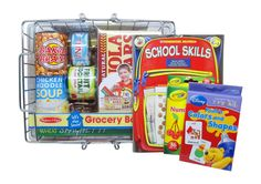 Grocery Market Basket, Learning Activities - Bundle of 4 Items https://www.amazon.com/dp/B01E89M6R8?m=A1WRMR2UE5PIS8&ref_=v_sp_detail_page