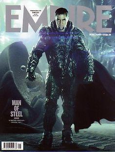 General Zod (Michael Shannon) - 'Man of Steel' Empire Magazine Collector's Edition cover (June General Zod, Clark Kent, Man Of Steel Wallpaper, Marvel Dc, Marvel Comics, Black Adam Shazam, Justice League Aquaman, Steel Image, Empire