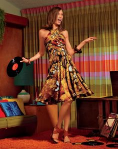Americana Manhasset Spring Lookbook 2012  I Love Americana  Photographer: Laspata DeCaro  Model: Karlie Kloss, Simon Nessman