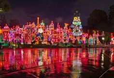Its A Small World . Holiday Reflections .
