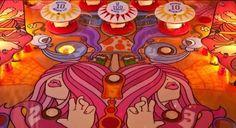 Freak Out - Pinball Machine by Mike Budai