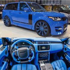 35 Ideas Expensive Cars Range Rovers For 2019 Suv Cars, Jeep Cars, Sport Cars, Cars Auto, Top Luxury Cars, Luxury Suv, Landrover Range Rover, Range Rover Sport, Range Rovers