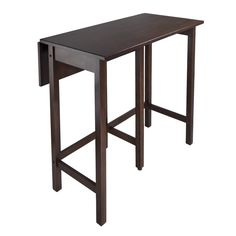 Winsome Lynnwood Drop Leaf Counter Height Pub Table - Pub Tables & Bistro Sets at Hayneedle