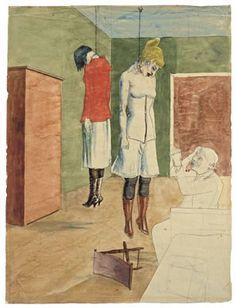 Rudolf Schlichter - Related Artist Discovery - Rudolf Schlichter