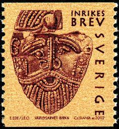 Sweden Domestic Mail 2002, Czeslaw Slania sc