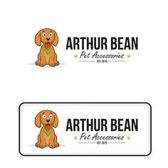 Design a cool website logo for Arthur Bean - Designer Pet Store