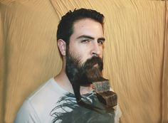Daily WTF Mr Crazy Beard Styles Beards Pinterest Crazy - Mr incredibeard really coolest beard ever seen