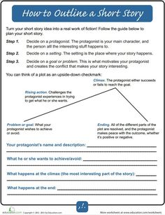 amandaonwriting: Short Story Day – How to outline a short story for beginners