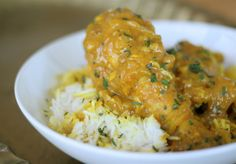 Sweet and sour Indian chicken - with lots of turmeric for health benefits!