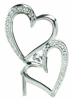 Hortense B. Hewitt Wedding Accessories Sparkling Love Cake Pick, 7-Inch Tall by Hortense B. Hewitt, http://www.amazon.com/dp/B006ZL25C4/ref=cm_sw_r_pi_dp_NYXbrb0SHBNTF