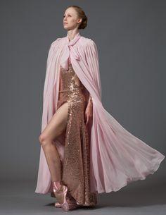 796cd7317748 Oscar de la Renta s Peter Copping Designs Costumes for the New York City  Ballet