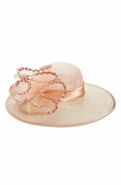 August Hat Dahlia Hat