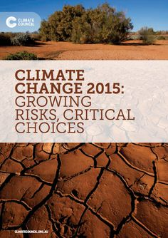 From 2020 onwards, the predicted increase in drought frequency is estimated to cost Australia $7.3 billion annually, reducing the nation's GDP by 1% per year. | 'Climate Change 2015: Growing Risks, Critical Choices' - published by Climate Council
