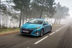 Detalii despre Toyota Prius Plug-In Hybrid (PHEV) pentru Europa