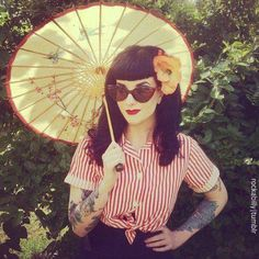 Rockabilly Psychobilly Girls