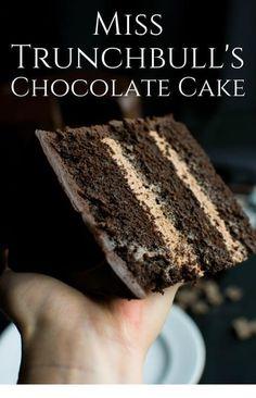 Schildkröte-Schokoladen-Torte Food: Cakes & Sweets – makeup - New ideas Just Desserts, Delicious Desserts, Dessert Recipes, Delicious Chocolate, French Desserts, Gourmet Desserts, Recipes Dinner, Cake Mix Cookies, Cookies Et Biscuits