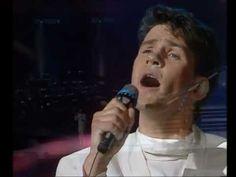 1987 Eurovision Winner (Ireland) - Hold Me Now - Johnny Logan.