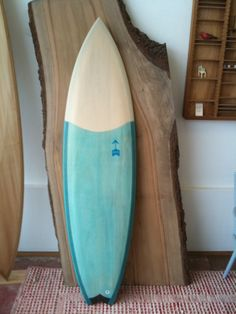 Hess Surfboard. I'm going to surf every incredible swell while I'm in the greatest shape of my life...Hermosa
