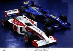 BAR 99 Show car