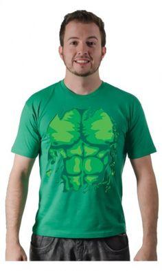 Camiseta Incrível Hulk - camisetas legais   camisetaseradigital