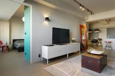 design modern apartment MKW