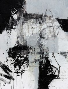 art journal - expression through abstraction: Archive White Art, Black And White, Abstract Canvas Art, Minimalist Art, Painting Frames, Monochrome, Modern Art, Watercolor, Drawings