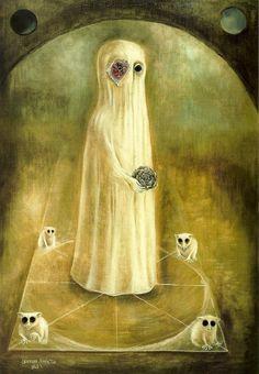 Leonora Carrington - pinturas (5)