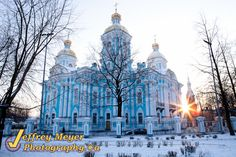 Russian Orthodox Cathedrals in Russia | ... Photographer | Russian Orthodox Church in St. Petersburg, Russia