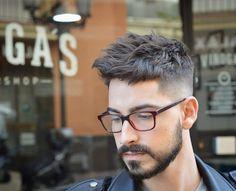 "V I R O G A' S - Barbershop on Instagram: ""< Natural Texture > VIROGA'S 📍 Cádiz - Spain 🇪🇸"""