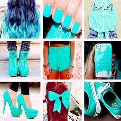 Ese azul *_*